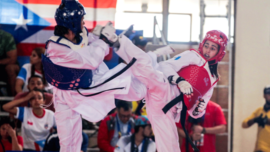 Taekwondo de Guatemala buscará plazas para Juegos Panamericanos de Lima 2019
