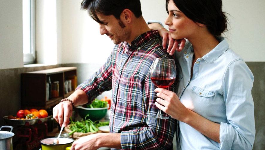 Taller de cocina para parejas por el Día del Cariño | Febrero 2019