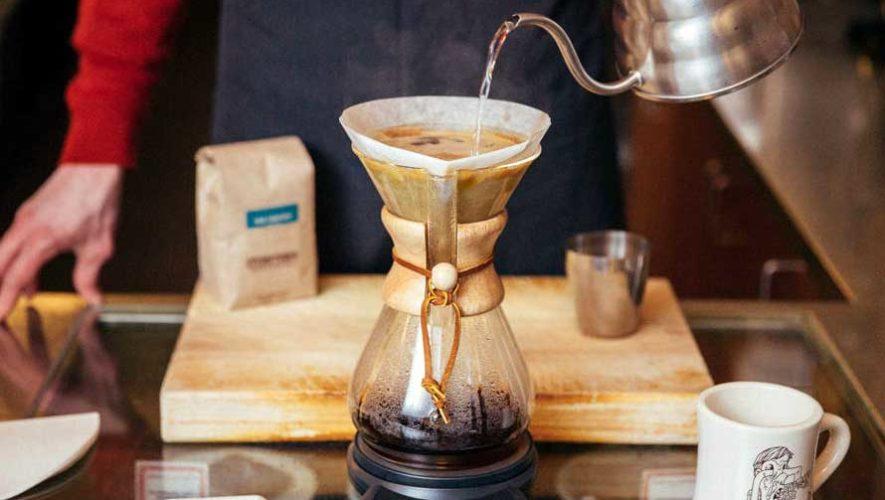 Taller de métodos de café en La Tacita de Plata | Febrero 2019