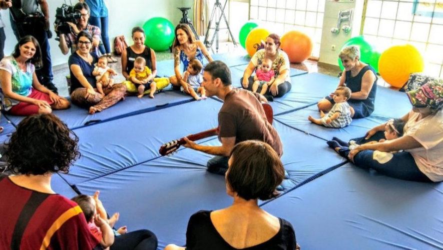 Taller de musicoterapia en Guatemala   Marzo 2019