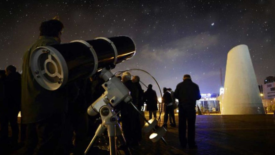 Taller gratuito de astronomía junto a un reconocido astrónomo   Marzo 2019
