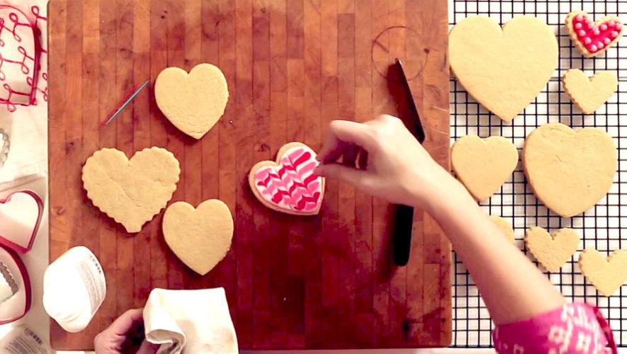 Taller gratuito para decorar galletas del Día del Cariño   Febrero 2019
