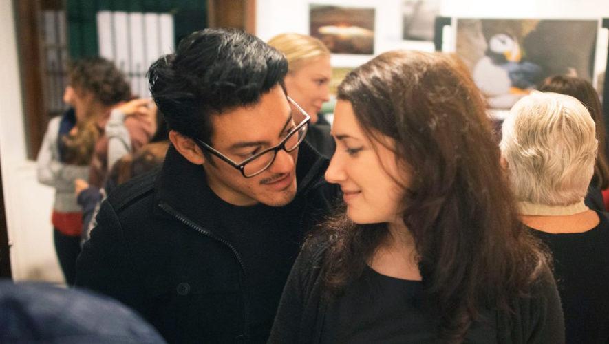 Tarde para conocer personas y conversar en francés | Febrero 2019