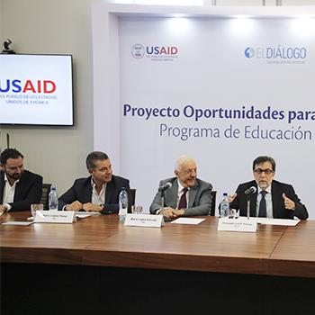 Tigo se unió a Oportunidades para mi Comunidad de USAID y El Diálogo Interamericano