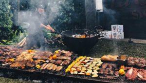 Todo lo que puedas comer de carne asada en La Estancia | Abril 2019
