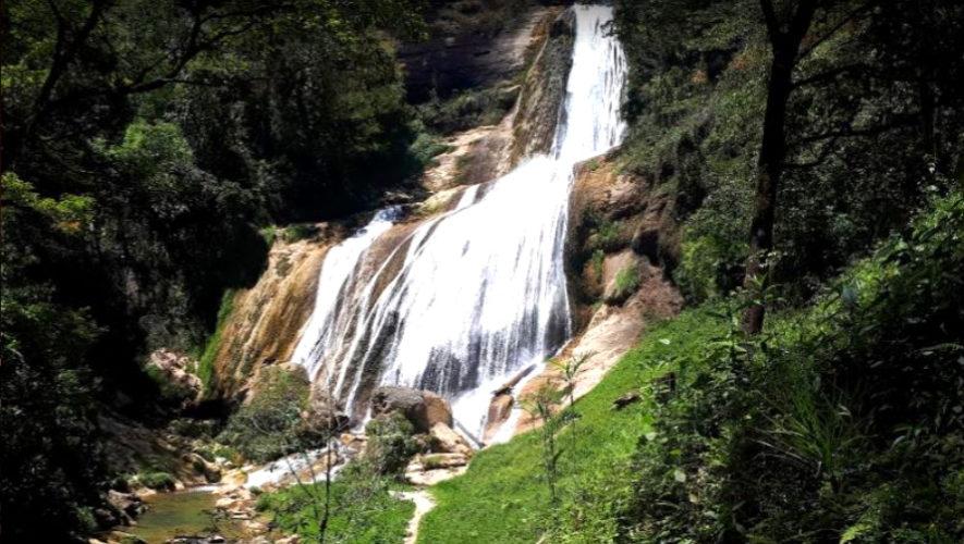Tour por 3 cascadas en Quiché   Marzo 2019