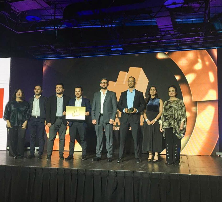 Toyota Guatemala ganó el Gran Effie 2019