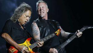 Concierto homenaje a Metallica en Cuatro Grados Norte | Marzo 2019