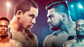 UFC 234: Horario y canales en Guatemala para ver en vivo la pelea Whittaker vs. Gastelum