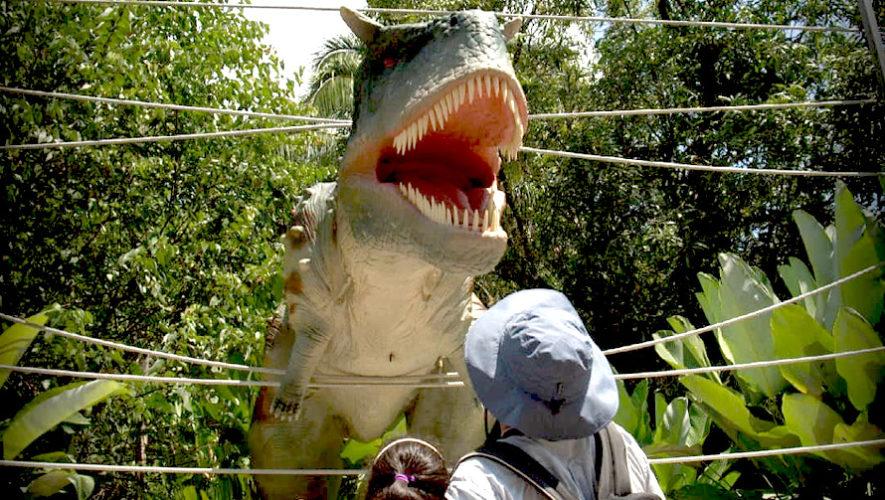 Viaje de un día al parque temático Dino Park en Retalhuleu | Marzo 2019