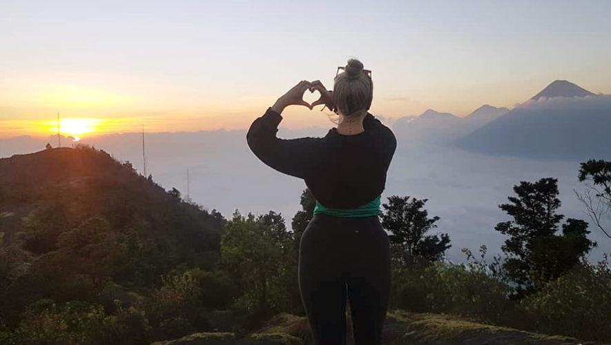 Viaje en pareja al volcán de Pacaya por el Día del Cariño | Febrero 2019