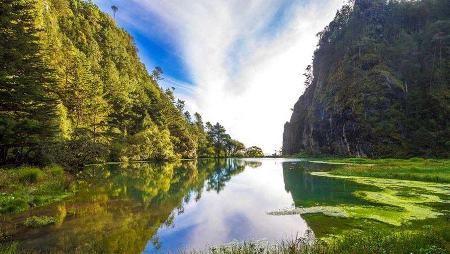 Viaje para acampar en Laguna Magdalena Huehuetenango   Marzo 2019
