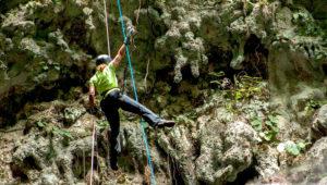 Viaje para hacer rappel en las cuevas mayas de Alta Verapaz | Abril 2019