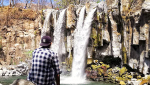 Viaje solo para jóvenes a la Catarata Los Amates, Santa Rosa | Febrero 2019
