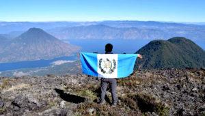 Viaje y ascenso al volcán Atitlán, Sololá   Marzo 2019