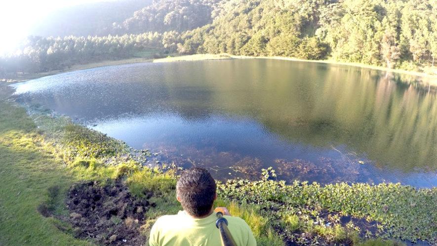 Viaje y campamento en Laguna Chichoy, Chimaltenango | Marzo 2019
