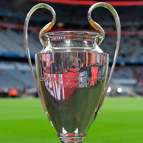 Horarios para ver la vuelta de octavos de final de la UEFA Champions ...