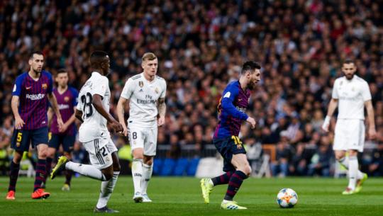 Hora y canal para ver en Guatemala el clásico Real Madrid vs. Barcelona, 2 de marzo 2019