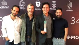 Temblores de Jayro Bustamante ganó premio como Largometraje Iberoamericano Mejor Fotografía 2019