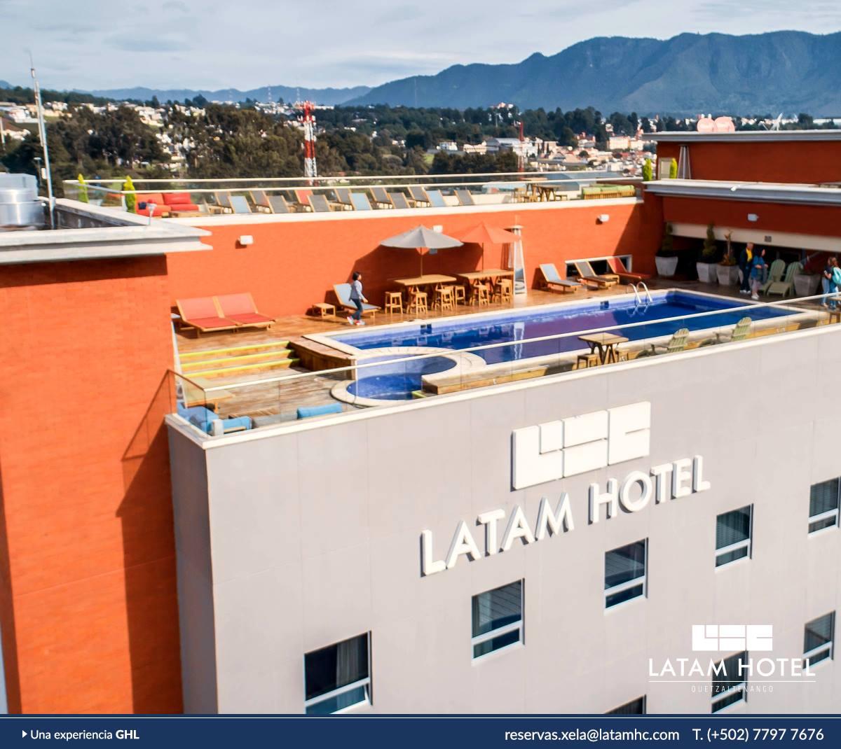 (Foto:  Latam Hotel Plaza Pradera Quetzaltenango)