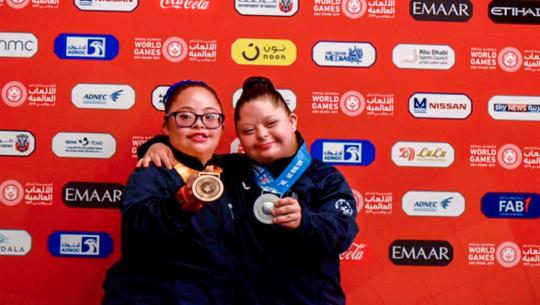 Abu Dhabi 2019: Guatemala obtuvo 4 medallas en Gimnasia Rítmica de Juegos Mundiales