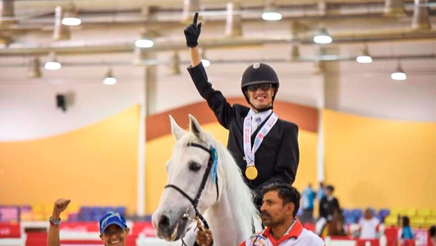 Abu Dhabi 2019: Rafael Ovalle ganó el oro en los Juegos Mundiales de Olimpiadas Especiales