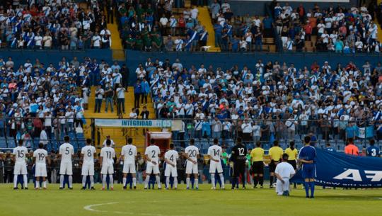 Alineación de Guatemala para el partido amistoso vs. Costa Rica, marzo 2019