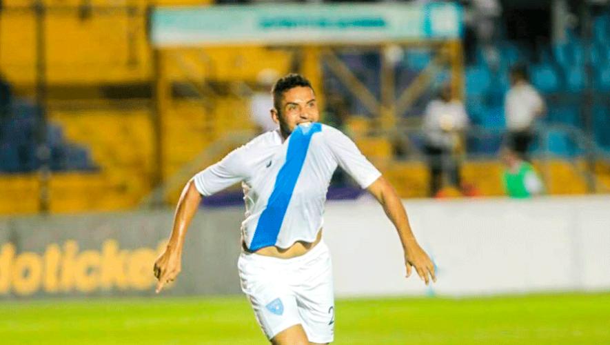 Alineación de Guatemala para el partido amistoso vs. El Salvador, marzo 2019