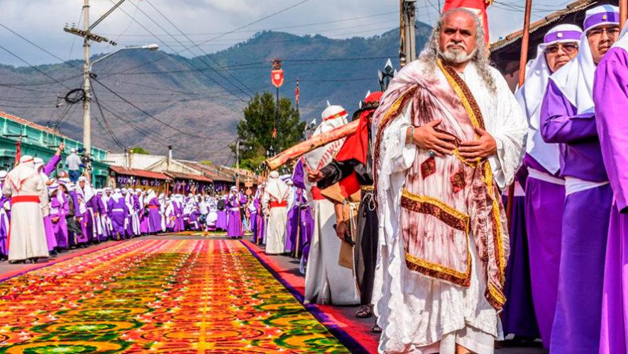 Antigua Guatemala tiene la Semana Santa más bella del mundo, según Forbes