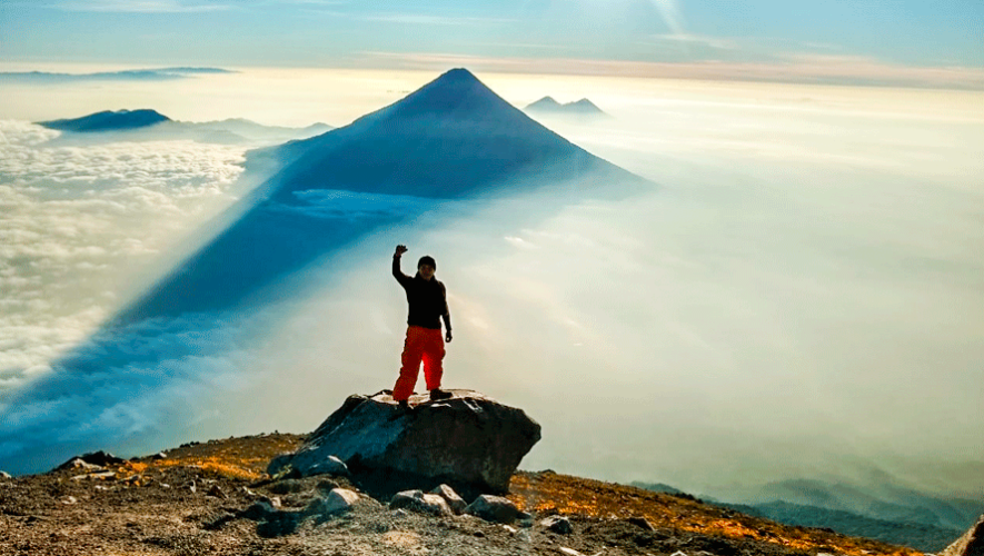 Ascenso al volcán Acatenango | Marzo 2019