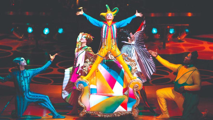 Caravana de circo apoyado por el Cirque du Soleil en Guatemala | Marzo 2019