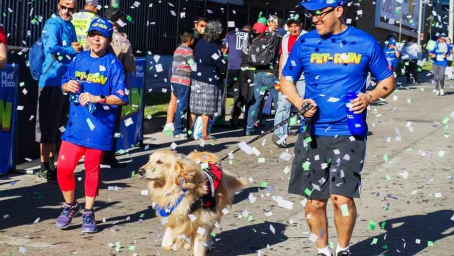 Carrera Pet Run en Mixco | Marzo 2019