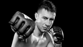 Chris Gutiérrez, el primer peleador de origen guatemalteco en un evento de UFC
