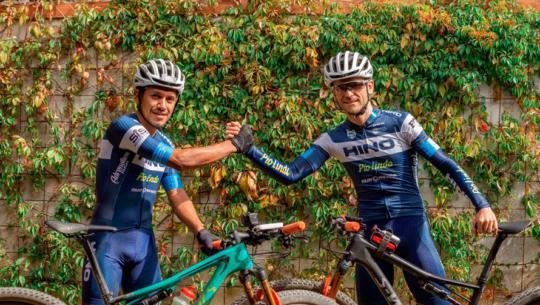 Ciclistas guatemaltecos iniciaron con su participación en el Absa Cape Epic 2019