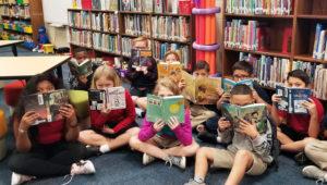Club de lectura para niños en Ciudad deGuatemala | Abril 2019