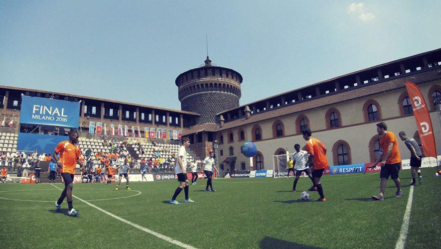 Comenzó Torneo de Fútbol Gatorade 5v5 2019 en Guatemala