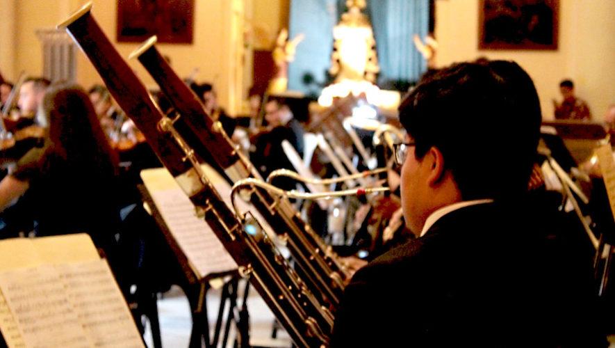 Concierto de Cuaresma por la Orquesta Sinfónica Nacional   Abril 2019