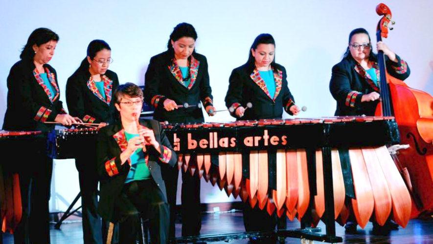 Concierto de gala por la Marimba de Bellas Artes | Marzo 2019
