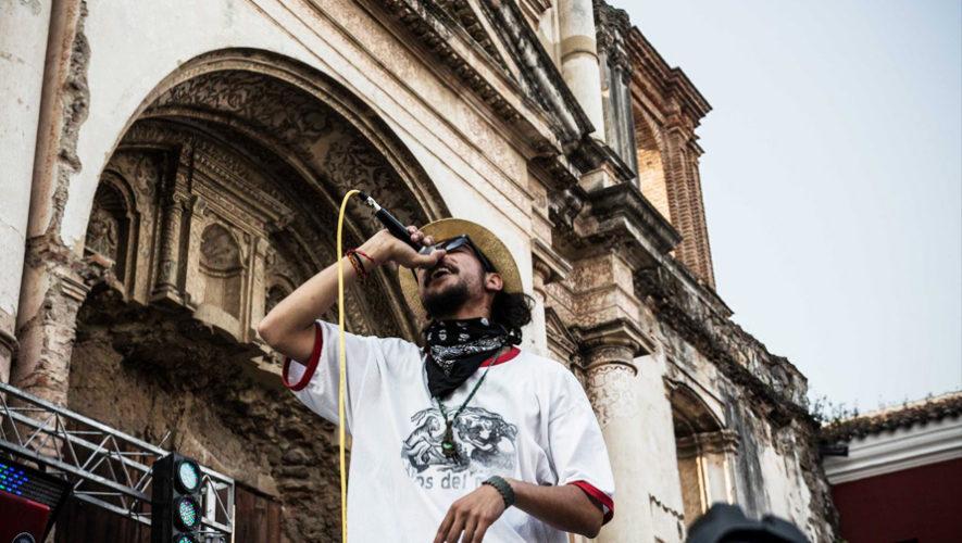 Concierto de rap y hip hop en Antigua Guatemala | Marzo 2019