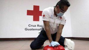 Curso de primeros auxilios de la Cruz Roja | Marzo 2019