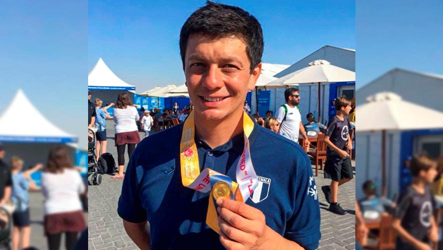 Daniel Guerra finalizó sexto en los Juegos Mundiales de Olimpiadas Especiales 2019