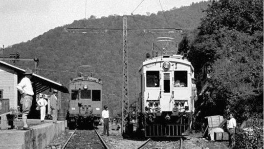 Historia de la melodía de marimba: Ferrocarril de los Altos