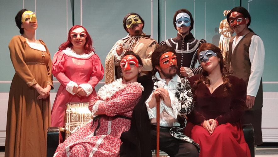 El Médico a Palos, obra de teatro en la UP | Marzo 2019