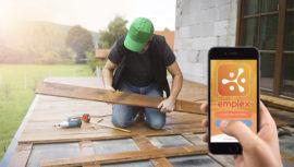 Emplex, aplicación móvil para prestar servicios profesionales o técnicos