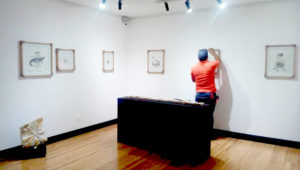 Exposición de Juan Ramón Meza en Galería El Attico | Marzo 2019