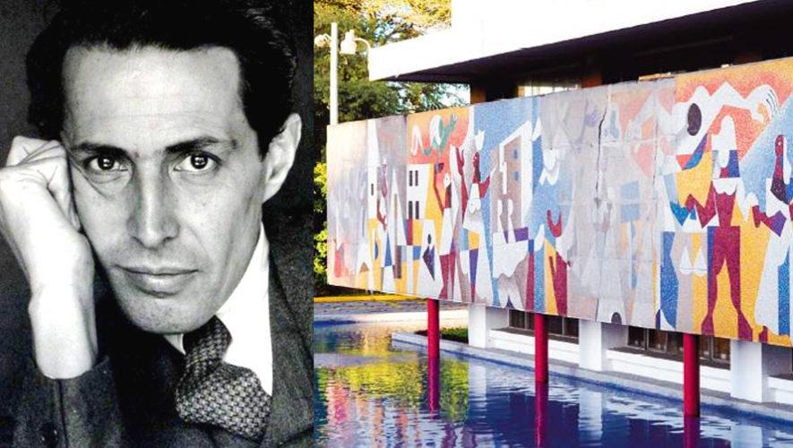 Exposición en homenaje a Carlos Mérida en Guatemala | Marzo 2019