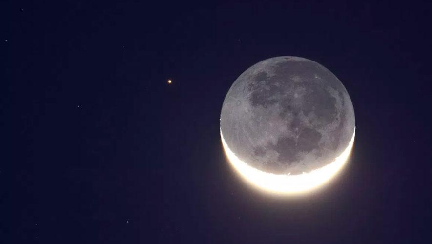 Fecha para ver la conjunción de la Luna y la estrella Spica desde Guatemala en Marzo 2019