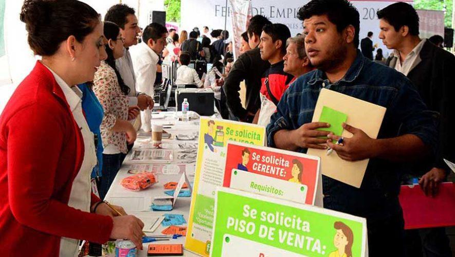 Feria de empleo en la Universidad Rafael Landívar | Abril 2019