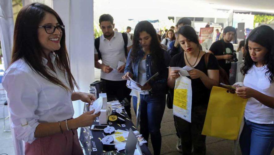 Feria de empleo en El Frutal, Villa Nueva | Marzo 2019