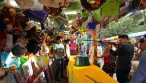 Feria en tu Barrio en el Parque Central de Ciudad de Guatemala | Marzo 2019